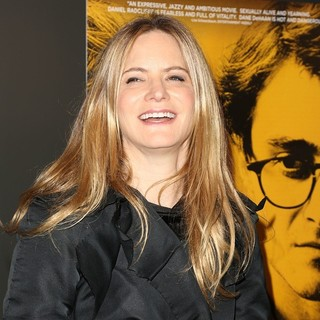 Jennifer Jason Leigh in Los Angeles Premiere of Kill Your Darlings