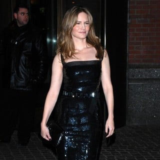 Jennifer Jason Leigh in Screening of Margot at The Wedding
