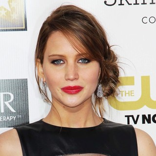 Jennifer Lawrence in 18th Annual Critics' Choice Movie Awards
