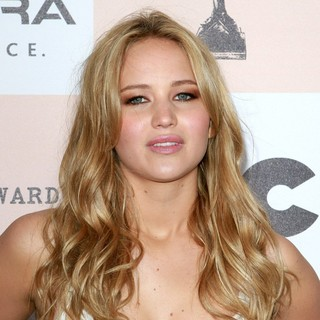 Jennifer Lawrence in The 2011 Film Independent Spirit Awards - Arrivals