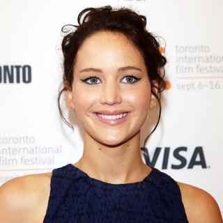 Jennifer Lawrence in The 2012 Toronto International Film Festival - The Place Beyond the Pines - Premiere