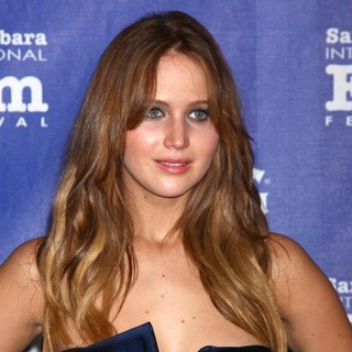 Jennifer Lawrence in 28th Annual Santa Barbara International Film Festival - Outstanding Performance of The Year Awards