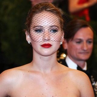 Jennifer Lawrence in PUNK: Chaos to Couture Costume Institute Gala