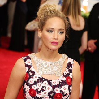 Jennifer Lawrence - China: Through The Looking Glass Costume Institute Benefit Gala - Red Carpet Arrivals