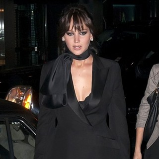 Jennifer Lawrence in Screening of Silver Linings Playbook - Arrivals