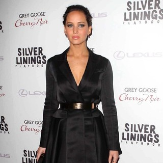 Jennifer Lawrence in The Weinstein Company Presents A Special Screening of Silver Linings Playbook - Arrivals