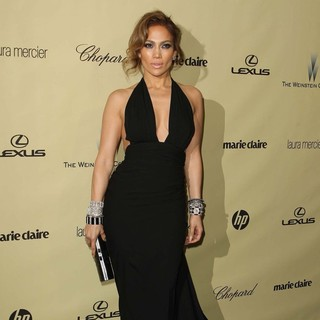 Jennifer Lopez in The Weinstein Company's 2013 Golden Globe Awards After Party