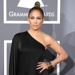 Jennifer Lopez in 55th Annual GRAMMY Awards - Arrivals