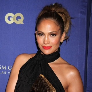 Jennifer Lopez in All-Star Red Carpet Affair to Celebrate Nightclub Grand Opening