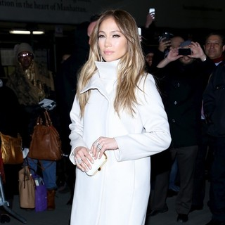 Jennifer Lopez in The New York Premiere of Parker