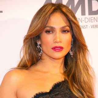 Jennifer Lopez in UNESCO Charity Gala