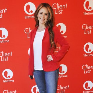 Jennifer Love Hewitt - Lifetime's The Client List Valentine's Day Event