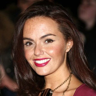 Jennifer Metcalfe in The MOBO Awards 2012 - Arrivals