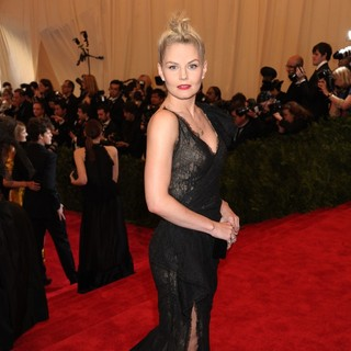 Jennifer Morrison in PUNK: Chaos to Couture Costume Institute Gala