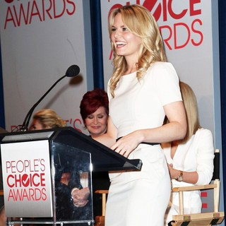 Sharon Osbourne, Jennifer Morrison in People's Choice Awards 2012 Nominations Press Conference