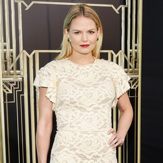 Jennifer Morrison in Premiere of The Great Gatsby