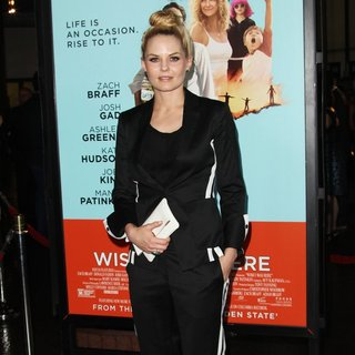 Jennifer Morrison in Premiere of Focus Features' Wish I Was Here