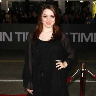 Jennifer Stone in The Premiere of In Time - Arrivals