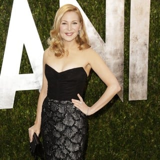 Jennifer Westfeldt in 2013 Vanity Fair Oscar Party - Arrivals
