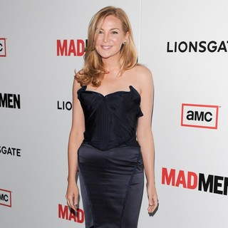 Jennifer Westfeldt in AMC's Mad Men - Season 6 Premiere