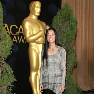 Jennifer Yuh in 84th Annual Academy Awards Nominees Luncheon