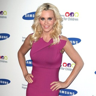 Jenny McCarthy in Samsung's Annual Hope for Children Gala