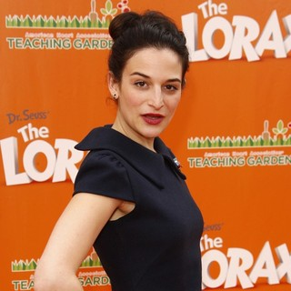Jenny Slate in The Premiere of The Lorax - Arrivals