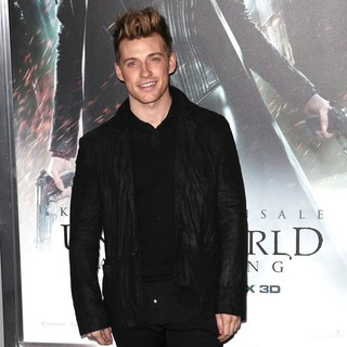 Jeremiah Brent in Premiere of Screen Gems' Underworld: Awakening - Arrivals