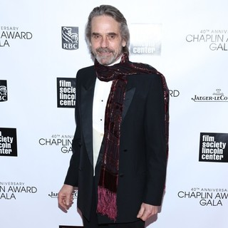 Jeremy Irons in 40th Anniversary Chaplin Award Gala Honoring Barbra Streisand - jeremy-irons-40th-anniversary-chaplin-award-gala-03