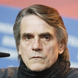 Jeremy Irons in The 61st Berlin International Film Festival - Margin Call Photocall