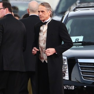 Jeremy Irons in 70th Annual Golden Globe Awards - Arrivals