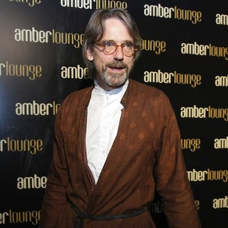 Jeremy Irons in Amber Lounge F1 After Party