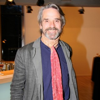 Jeremy Irons in The Northern Ballet's Press Night of Cleopatra - Inside
