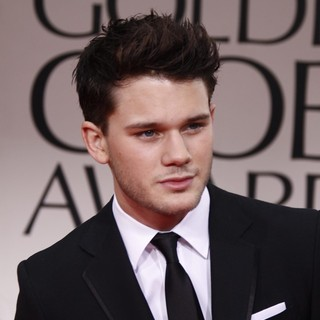 Jeremy Irvine in The 69th Annual Golden Globe Awards - Arrivals
