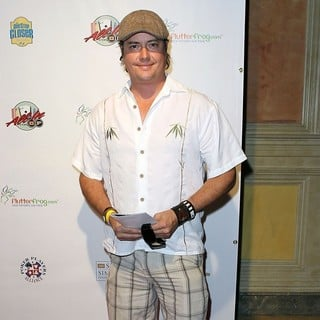 Jeremy London in All in for CP Celebrity Charity Poker Tournament to Benefit The One Step Closer Foundation