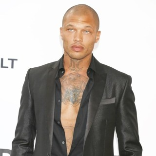 Jeremy Meeks - The 24th Annual amfAR Fundraiser During The Cannes Film Festival