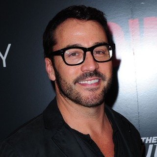 Jeremy Piven in The Premiere of Django Unchained