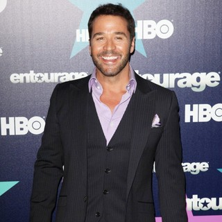Jeremy Piven in Final Season Premiere of HBO's Entourage