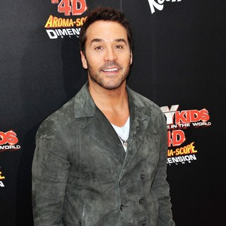 Jeremy Piven in Spy Kids 4 All the Time in the World Los Angeles Premiere