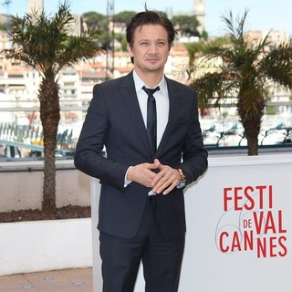 Jeremy Renner in 66th Cannes Film Festival - The Immigrant - Photocall