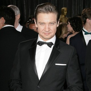Jeremy Renner in The 85th Annual Oscars - Red Carpet Arrivals
