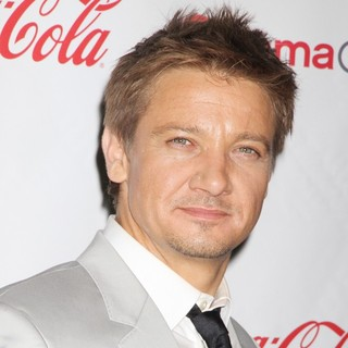 Jeremy Renner in CinemaCon 2012 Big Screen Achievement Awards