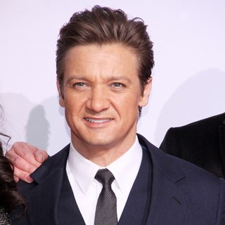 Jeremy Renner in The German Premiere of Hansel and Gretel: Witch Hunters