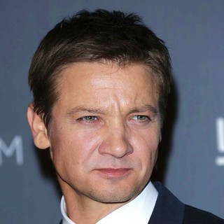 Jeremy Renner in LACMA 2012 Art + Film Gala - Arrivals