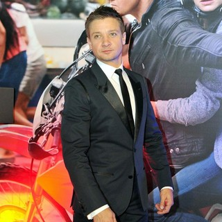 Jeremy Renner in The Melbourne Premiere of The Bourne Legacy