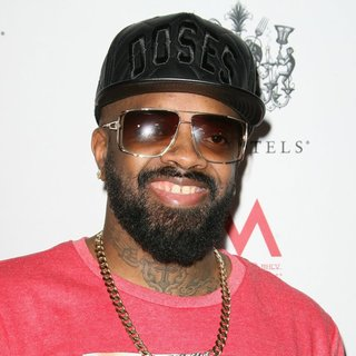 Jermaine Dupri in The 2014 ASCAP Grammy Brunch Celebrating The 56th Annual Grammy Nominees - Arrivals