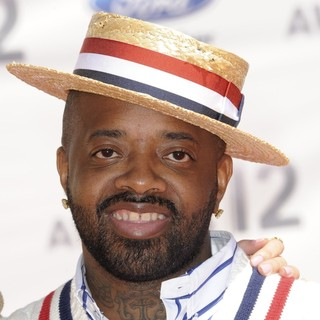 Jermaine Dupri in The BET Awards 2012 - Arrivals