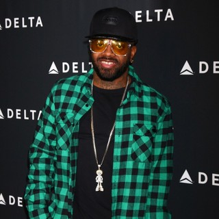 Jermaine Dupri in Delta Air Lines Celebrate LA's Music Industry with Getty House Reception
