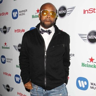 Jermaine Dupri in The 55th Annual GRAMMY Awards - Warner Music Group 2013 Grammy Celebration Presented by Mini