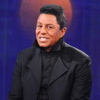 Jermaine Jackson in Champs-Elysees TV Talk Show - Inside Show